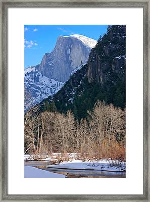 Half Dome - Yosemite Framed Print