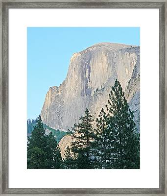 Half Dome Yosemite Framed Print