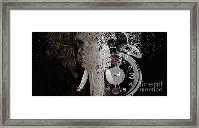 Half Past Extinction Framed Print