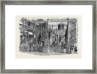 Halifax Court Framed Print by English School