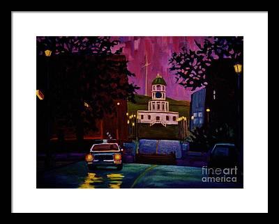 Jsm Fine Arts Halifax Framed Prints