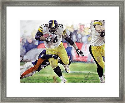Hall Of Fame Framed Print by William Western