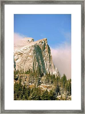 Hallet Peak Sunrise Framed Print