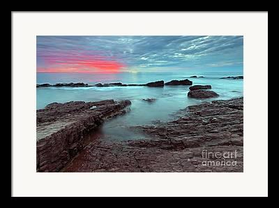 South Sea Framed Prints