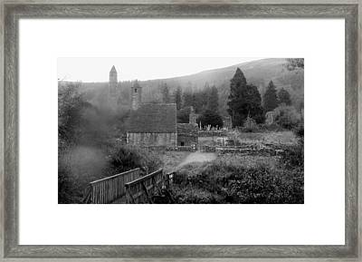 Hallowed Ground Framed Print