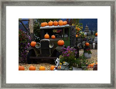 Halloween 1 Framed Print by Bob Christopher
