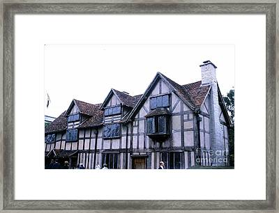halls croft homw photograph by ted pollard