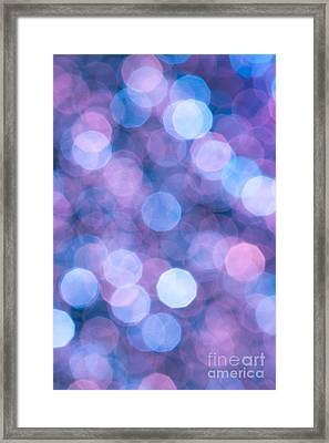 Hallucination Framed Print