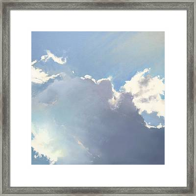 Halo Sold Framed Print