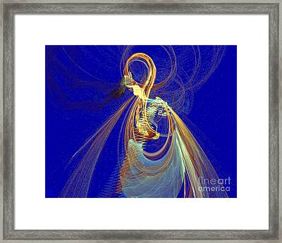 Halo Spirit Framed Print