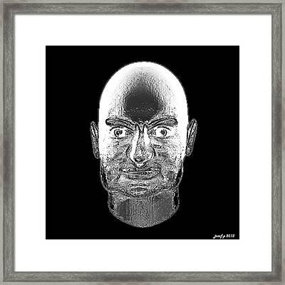 Haloperidol Day Three Framed Print by Sir Josef - Social Critic -  Maha Art