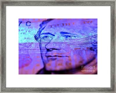 Hamilton Framed Print