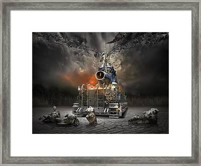 Hammer Of God Framed Print