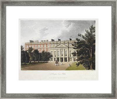 Hampton Court Palace Framed Print