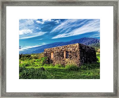 Hana Church 6 Framed Print