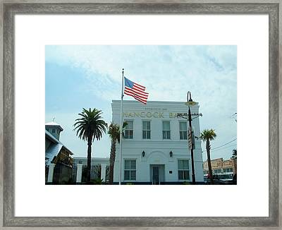 Bay Saint Louis - Mississippi Framed Print