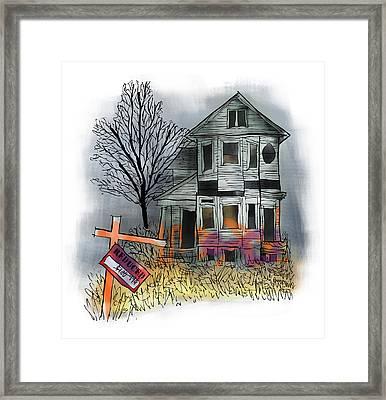 Handyman's Special Framed Print