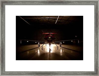 Hanger Light Framed Print
