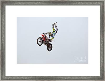 Hanging On For Life Framed Print by DejaVu Designs