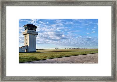 Hangover Tower Framed Print
