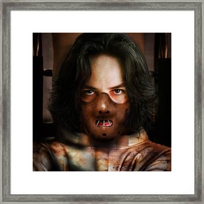 Hannibal... Framed Print by Alessandro Della Pietra