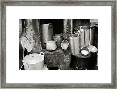 Hanoi Old City Framed Print