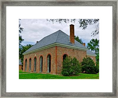 Hanover County Courthouse Framed Print