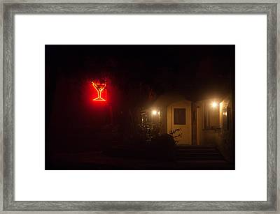 Hansel And Gretel Are All Grown Up Now Framed Print by Alex Lapidus