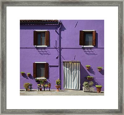 Happiness Is.. Framed Print