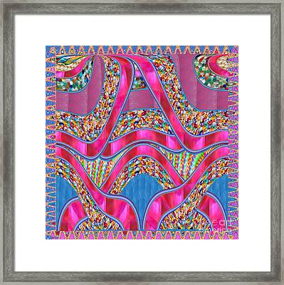 Happy   Purple Ribbbon Jewels Giftbox Sparkle Art Poster  Buy Print Posters Canvas Greeting Cards Ph Framed Print