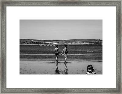 Happy Day Framed Print by Lubos Kavka
