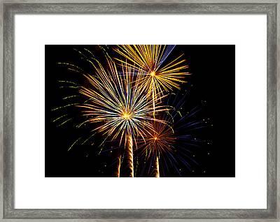Happy Fourth Of July   Framed Print by Saija  Lehtonen