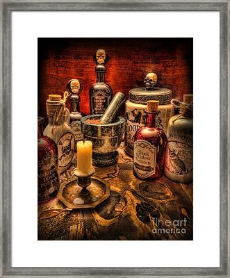 Happy Halloween II Framed Print by Lee Dos Santos
