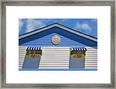 Happy Home Framed Print by Paul Wear