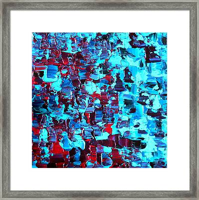 Happy Hour Framed Print by Holly Anderson