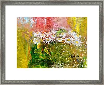 Happy Mother Day Framed Print