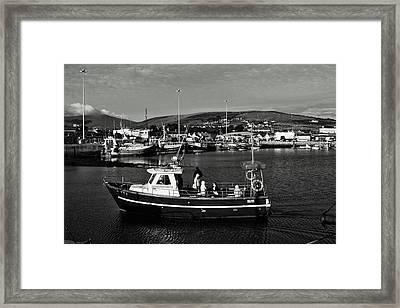 Harbour Bound Framed Print