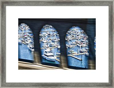 Harbour Bridge Framed Print
