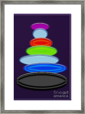 Hard Candies Framed Print
