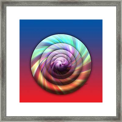 Hard Candy Framed Print by Anthony Caruso