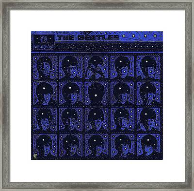 Hard Days Night Framed Print