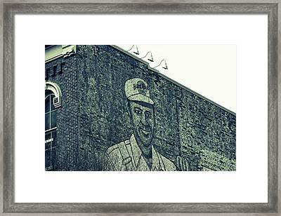Hard Rock Cafe In Nashville Framed Print by Dan Sproul