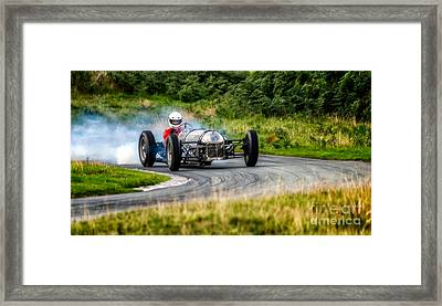 Hardy Special Mk Ill Framed Print by Adrian Evans