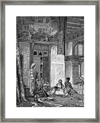 Harem Framed Print