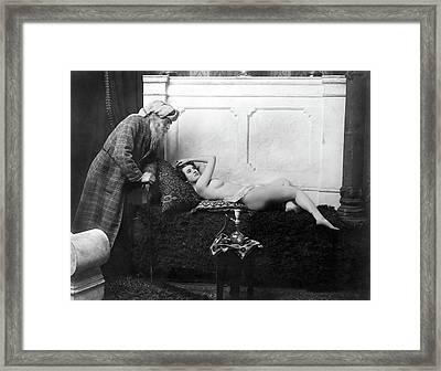 Harem, C1900 Framed Print by Granger