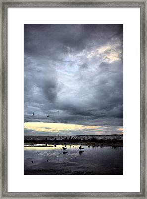 Harkers Island Framed Print