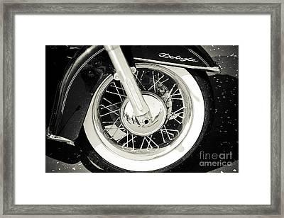 Harley 3 Framed Print