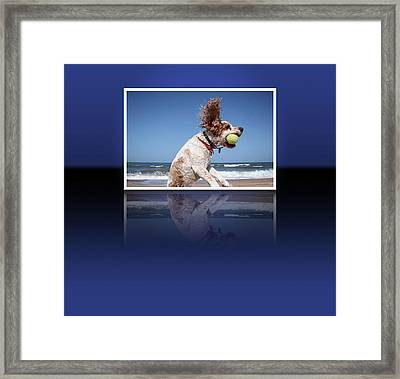 Harley Framed Print by Photographic Art by Russel Ray Photos
