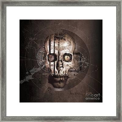 Harmagedon Framed Print
