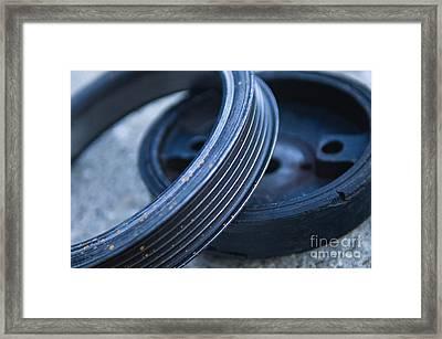 Harmonic Unbalance - D009051 Framed Print by Daniel Dempster